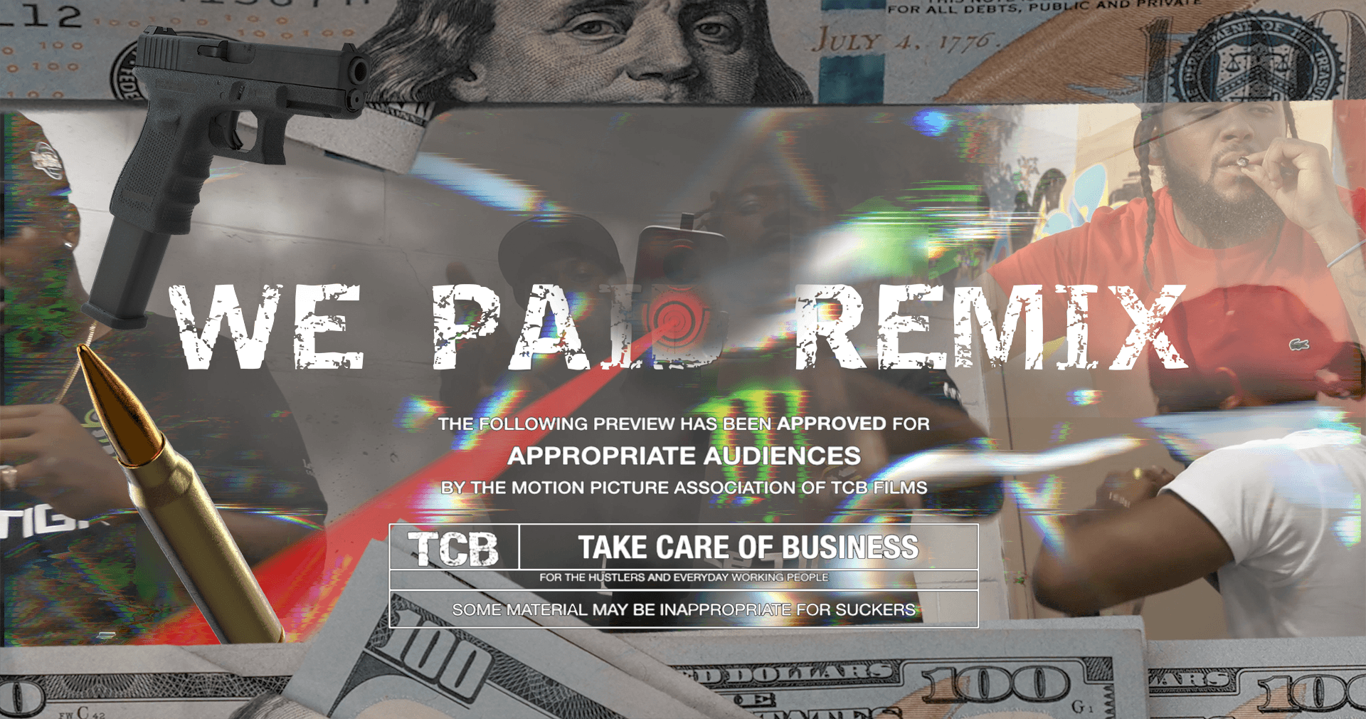 We Paid Remix TCB Films 2020