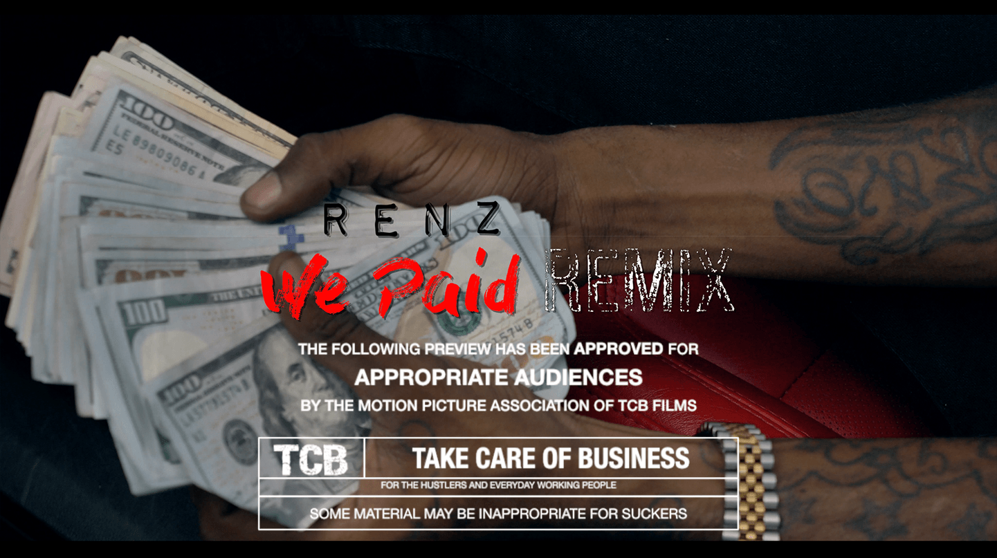 Young Renz We Paid REMIX