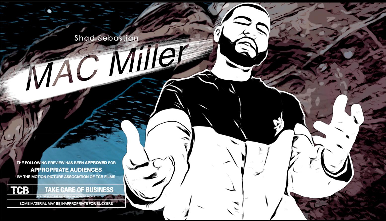 Shad Sebastian Mac Miller Official Music Video TCB FILMS 2019