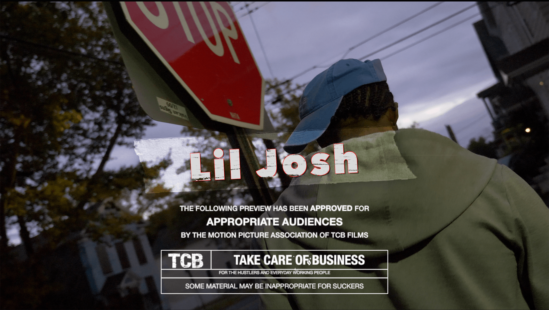Josh No More Official Music video