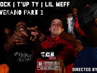 NEW FIRE!!!! Olie Rock | T'up Ty | Lil Meff - VERANO Part 1