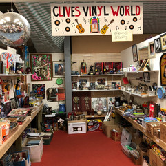Clives Vinyl World
