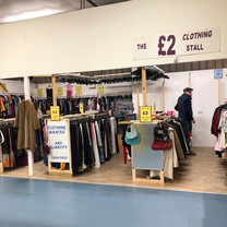 £2 Clothing Stall