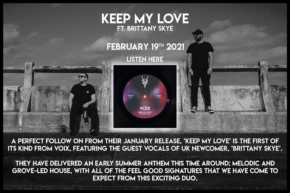 Keep My Love Press Release.jpeg