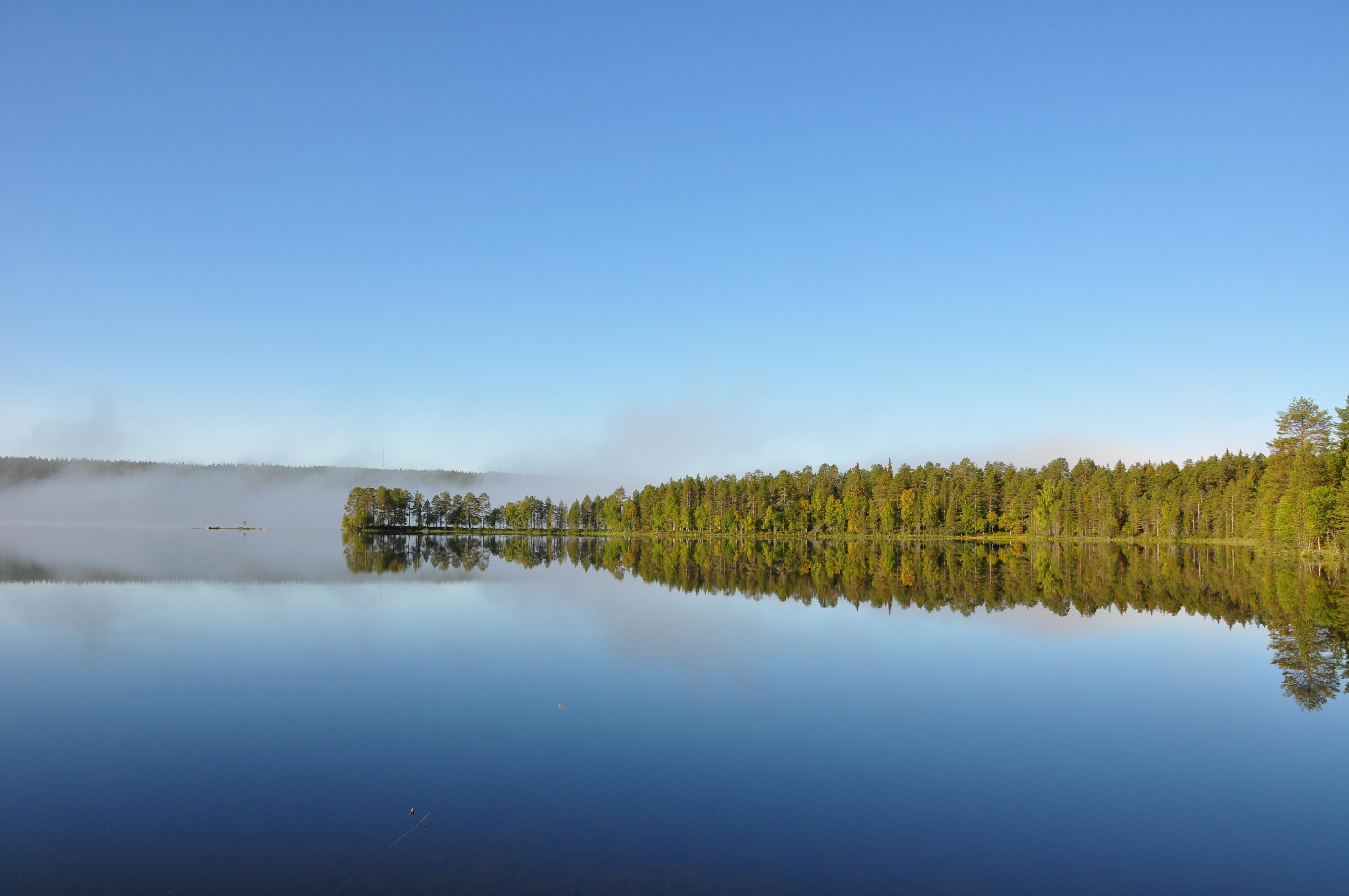 Kaaperinsaari_Lake