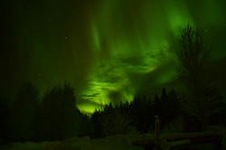 aurore boréale