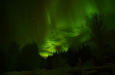 Lac gelé Finlande