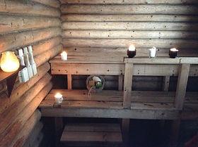 Sauna La Cabane des Myrtilles