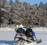 Kuksa & Cabin - Une Cabane en Laponie
