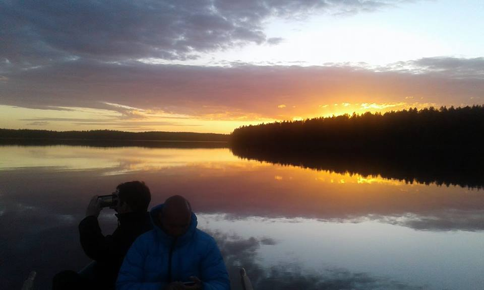 Iijarvi lake