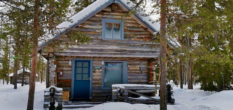 Kuksa Cabin Oulanka