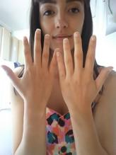 Dorso manos Ninette Shibara