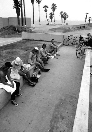The John Club. They would meet every morning around 5am or so and they would smoke bud, pop pills, drink cheap beer, and even cheaper tequila. Then they would read the LA Times and debate about what they read, and or debated about anything they could think of, until they passed out by noon. Venice, CA. 1980'z