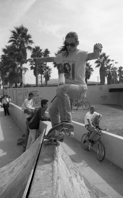 Scott Oster. Venice, CA. 1980'z