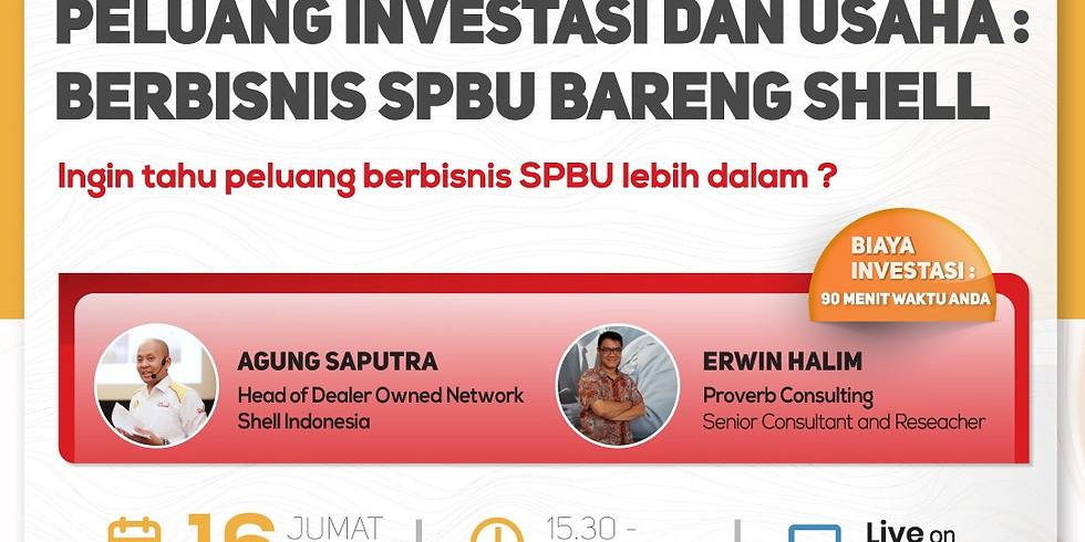 Peluang Investasi dan Usaha: Berbisnis SPBU Bareng Shell