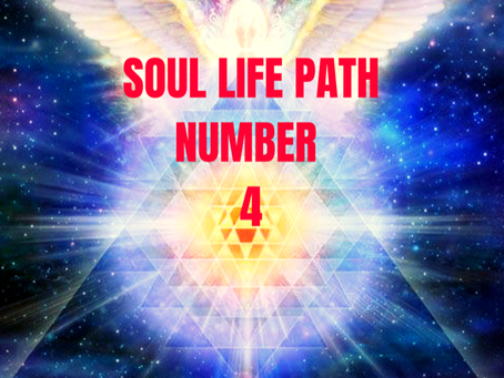 SOUL LIFE PATH NUMBER FOUR EGYPTIAN NUMEROLOGY