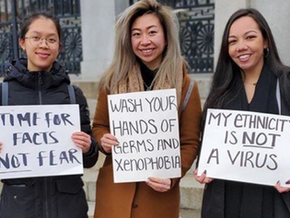 (Op-ed) Minority Mental Health: Asians Facing Xenophobia in the Time of COVID