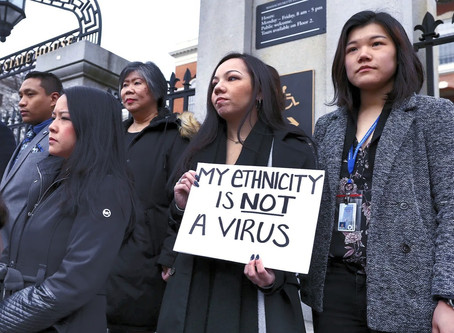 (Op-ed) Equality for Minorities: My Asian Ethnicity Is Not A Virus