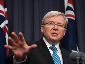 Conversation with 26th Australian Prime Minister Kevin Rudd: Service, Leadership, Racial Equality