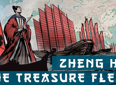 Zheng He, One of Humanity's Greatest Explorer that You Are Mispronouncing