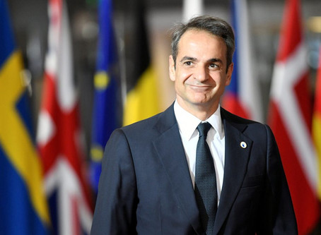 Rationality and Decisiveness: Greek PM's Approach to Handle COVID-19