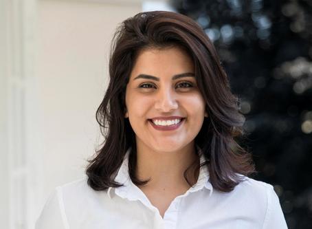Loujain al-Hathloul, Woman Civil Rights Activist in Saudi Arabia
