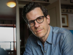 Conversation with Brian Selznick, Novelist Behind Oscar-Winning Film Hugo