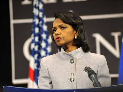Conversation with Fmr. US Secretary of State, Dr. Condoleezza Rice