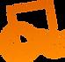 Arancione Stamp
