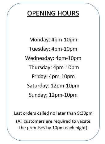 opening hours oct 2020 sign.PNG