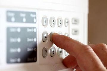Intruder Alarm Install