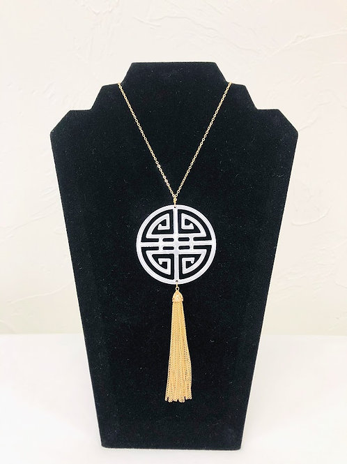 Asian Influence Necklace