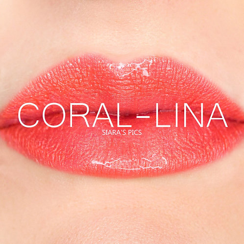 Coral-Lina LipSense