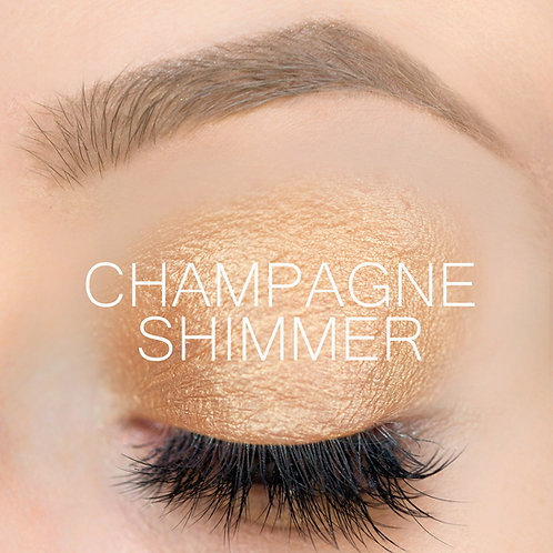 Champagne Shimmer ShadowSense