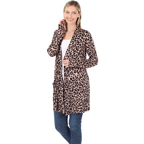 Our Favorite Leopard Cardigan