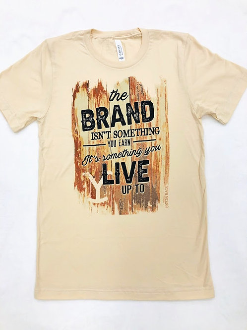 "Yellowstone ""The Brand"" Graphic T"