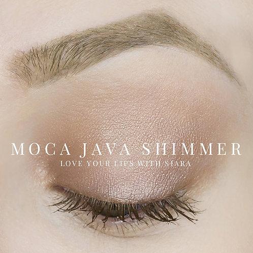 Mocha Java Shimmer ShadowSense
