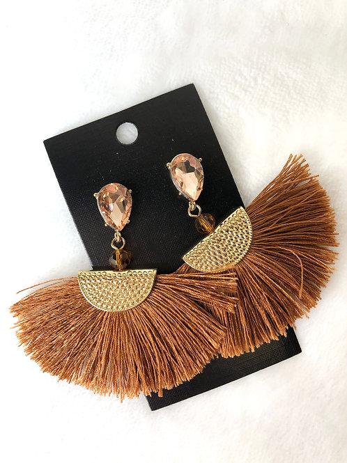 Olivia Tassel Earrings