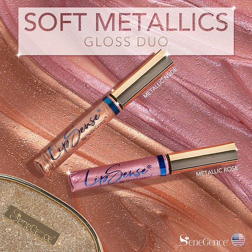 Soft Metallics Gloss Duo