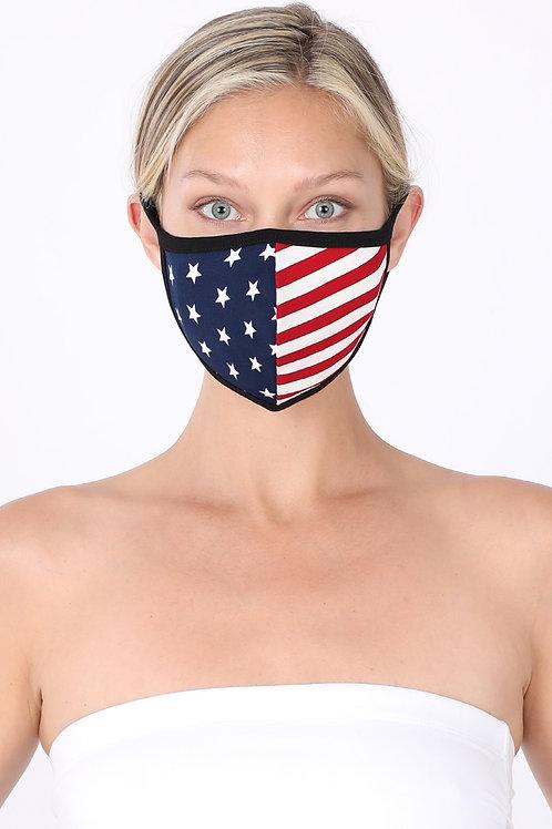 Flag Face Mask