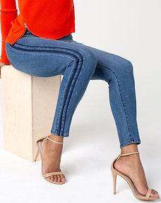Liverpool Side Stripe Jean