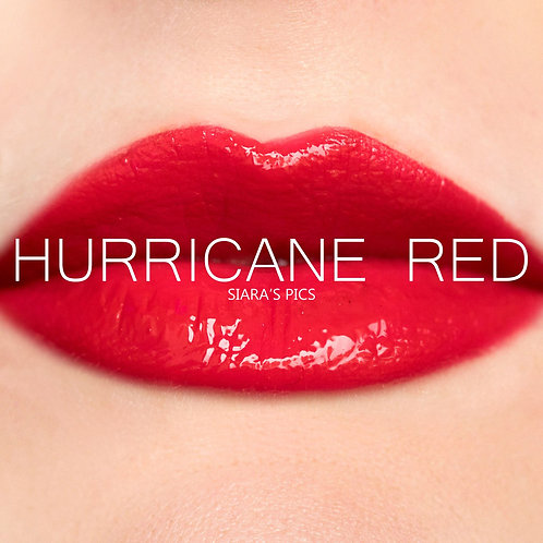 Hurricane Red LipSense