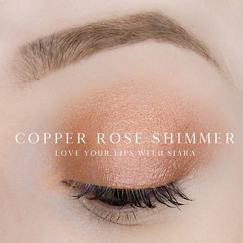 Copper Rose Shimmer ShadowSense