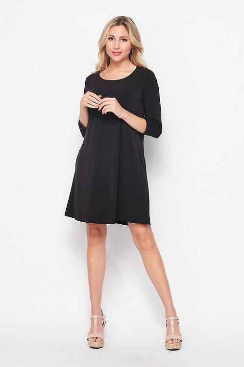 The Basic Black Dress Plus Size