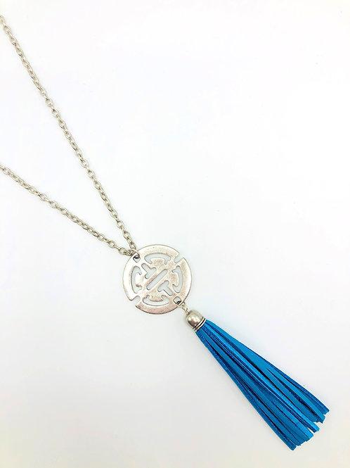 Mystic Tassel Necklace