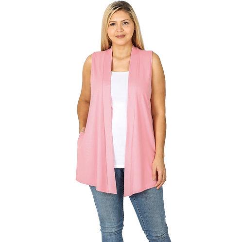 Pink Swing Vest
