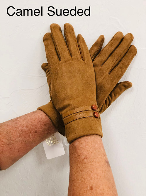 Suedecloth Gloves