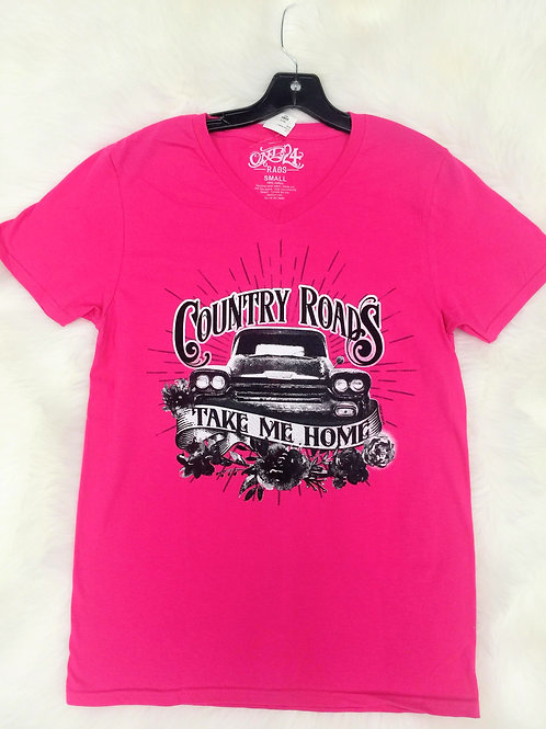 Country Roads Graphic T