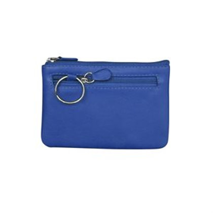 Zip Leather Coinpurse
