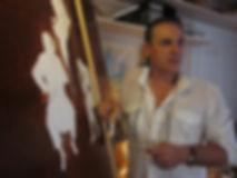 artist in nantucket nino scimeca